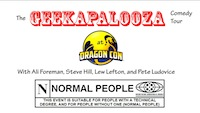 Nerd Comedy by the Geekapalooza Comedy Tour